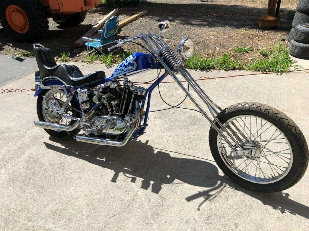 1978 Harley Sportster Custom