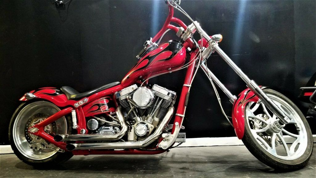 2005 Swift Bar Chopper, Original Owner, 242 Miles, Fully Documented