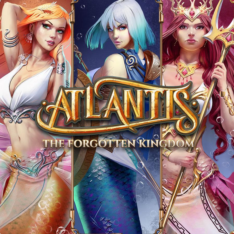 Atlantis The Forgotten Kingdom