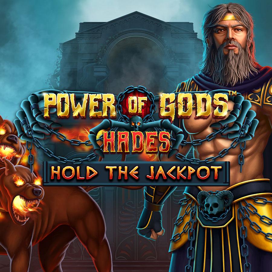 Power of Gods Hades Hold the Jackpot