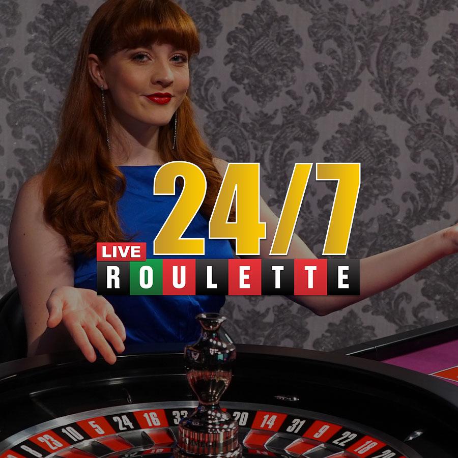 Roulette 24/7