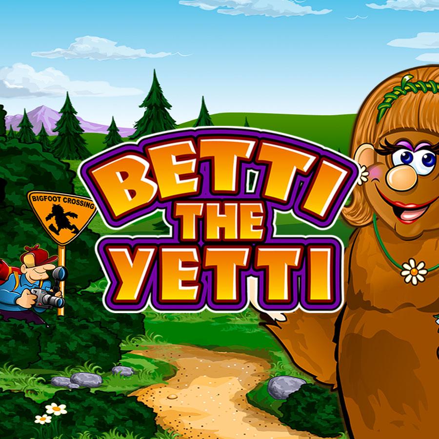 Betti The Yetti