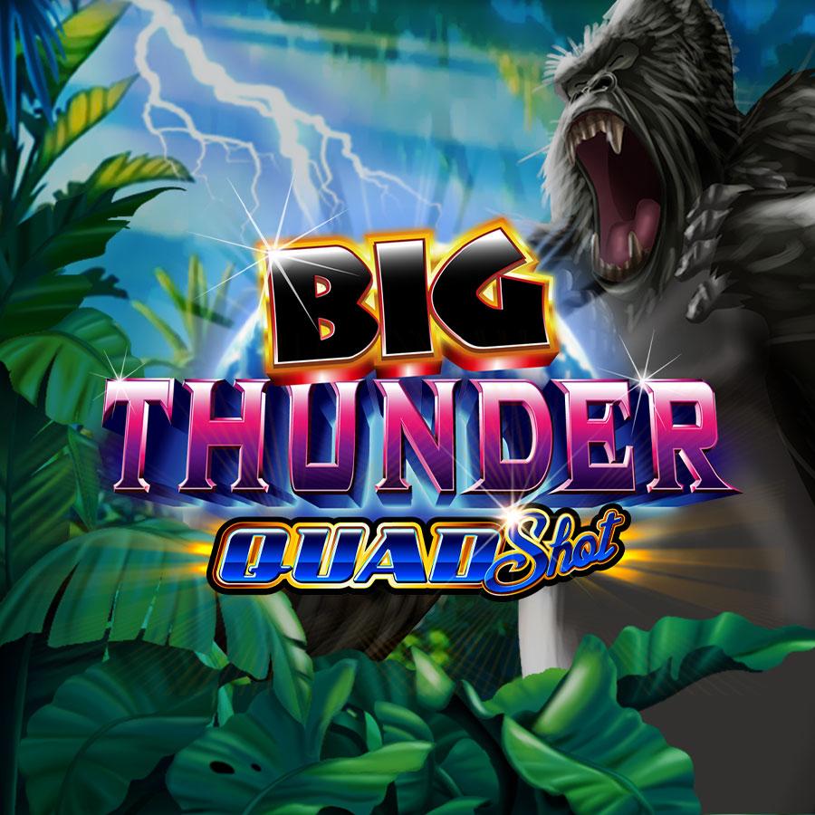 Big Thunder Quad Shot