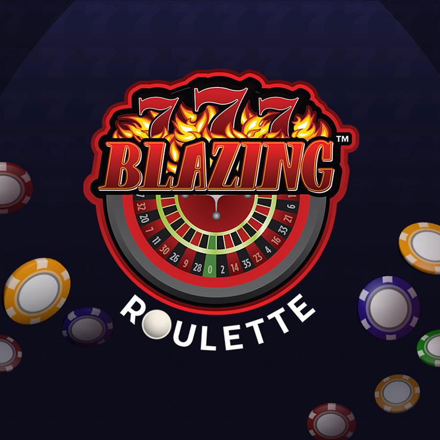 Blazing 7's Roulette