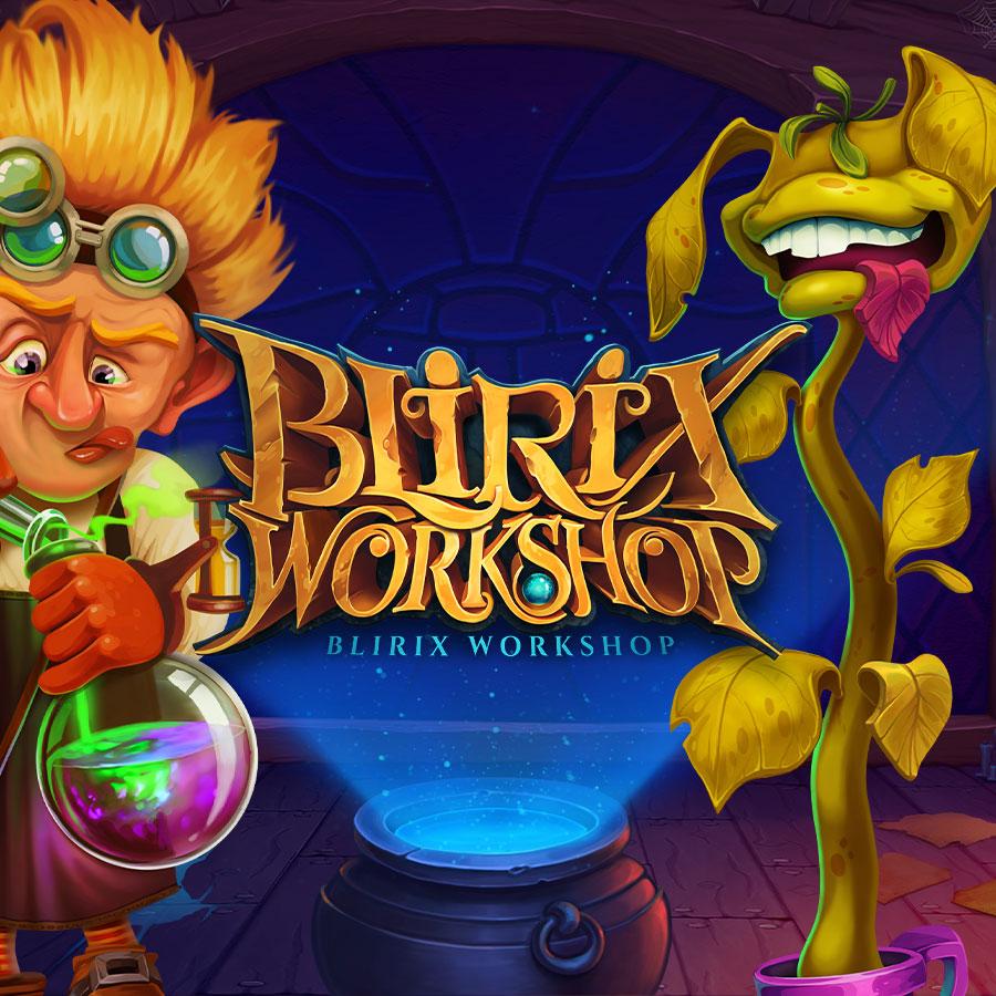 Blirix's Workshop