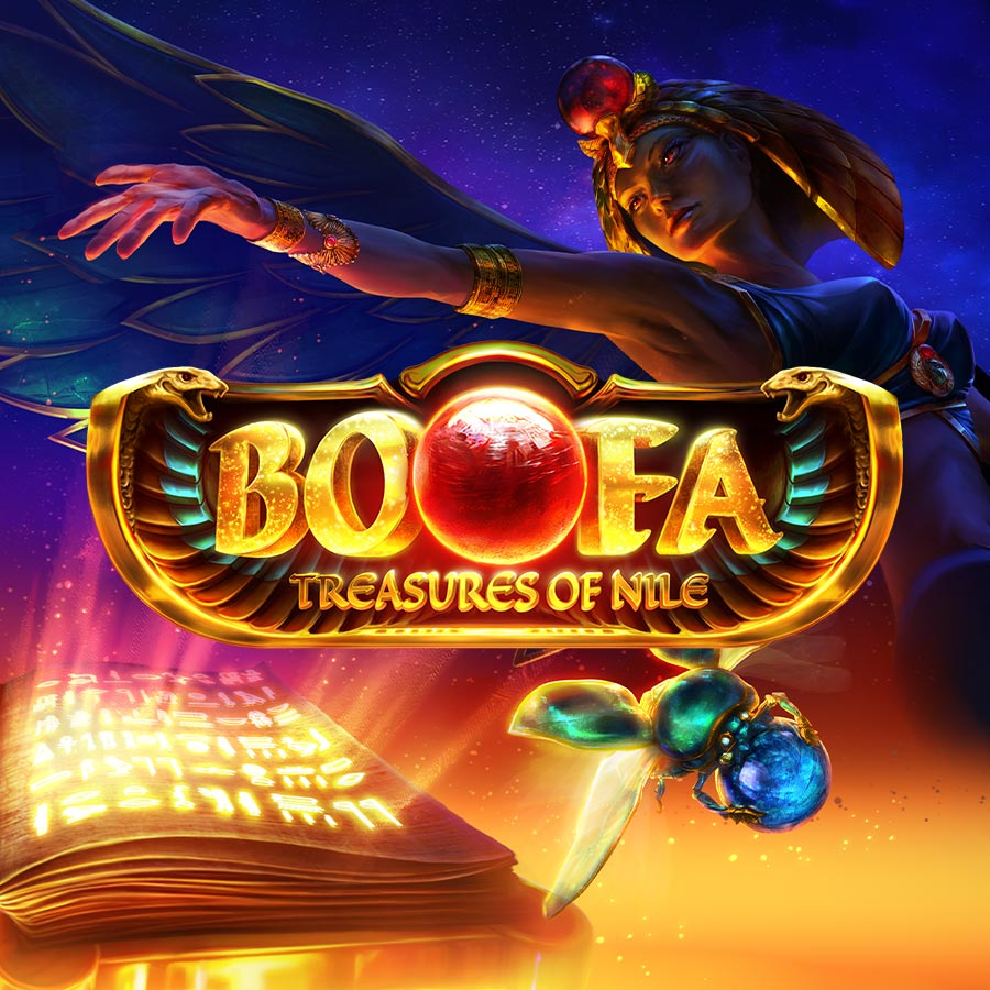 Boofa Treasures of Nile