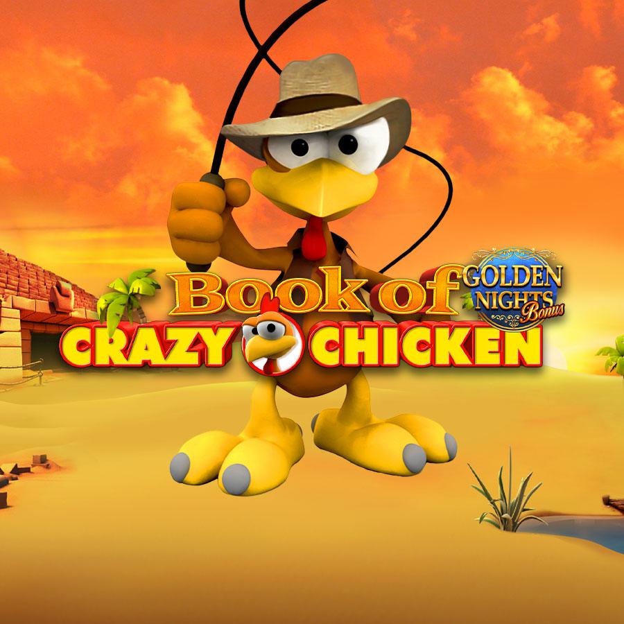 Book of Crazy Chicken GDN
