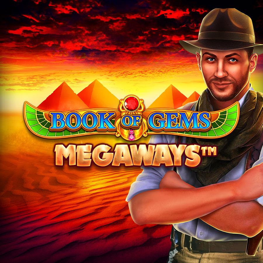 Book of Gems Megaways NBF