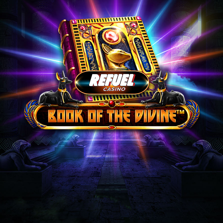Refuel Casino Book of Divine