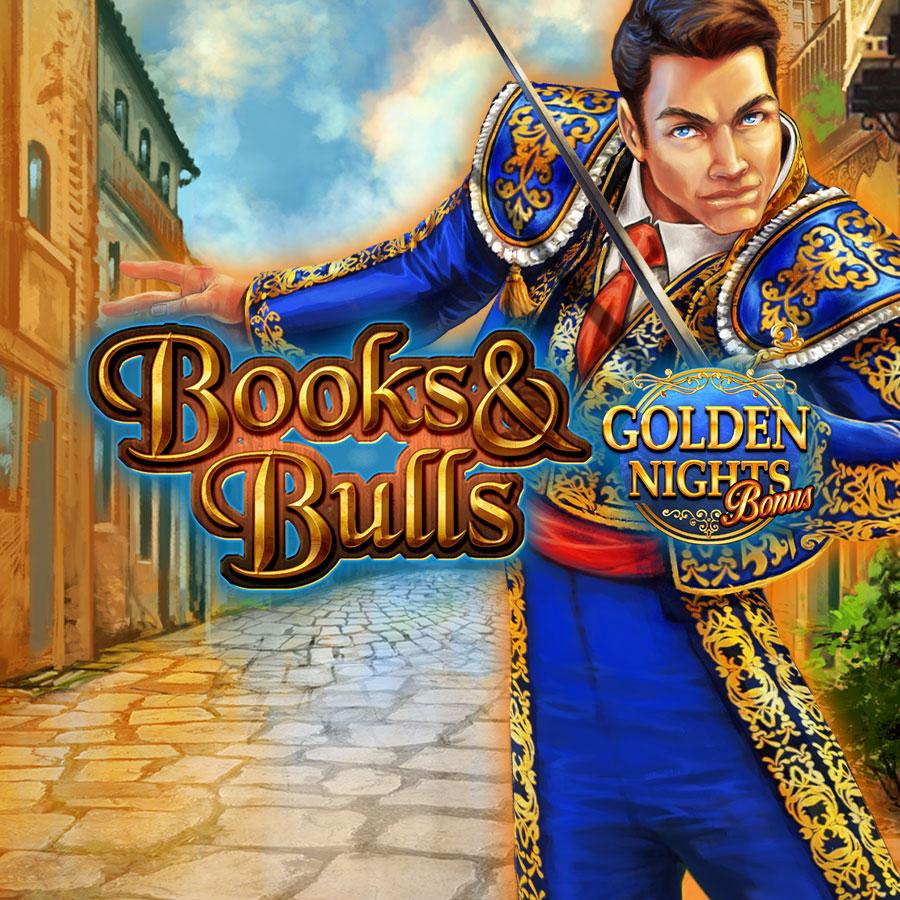 Books and Bulls GDN