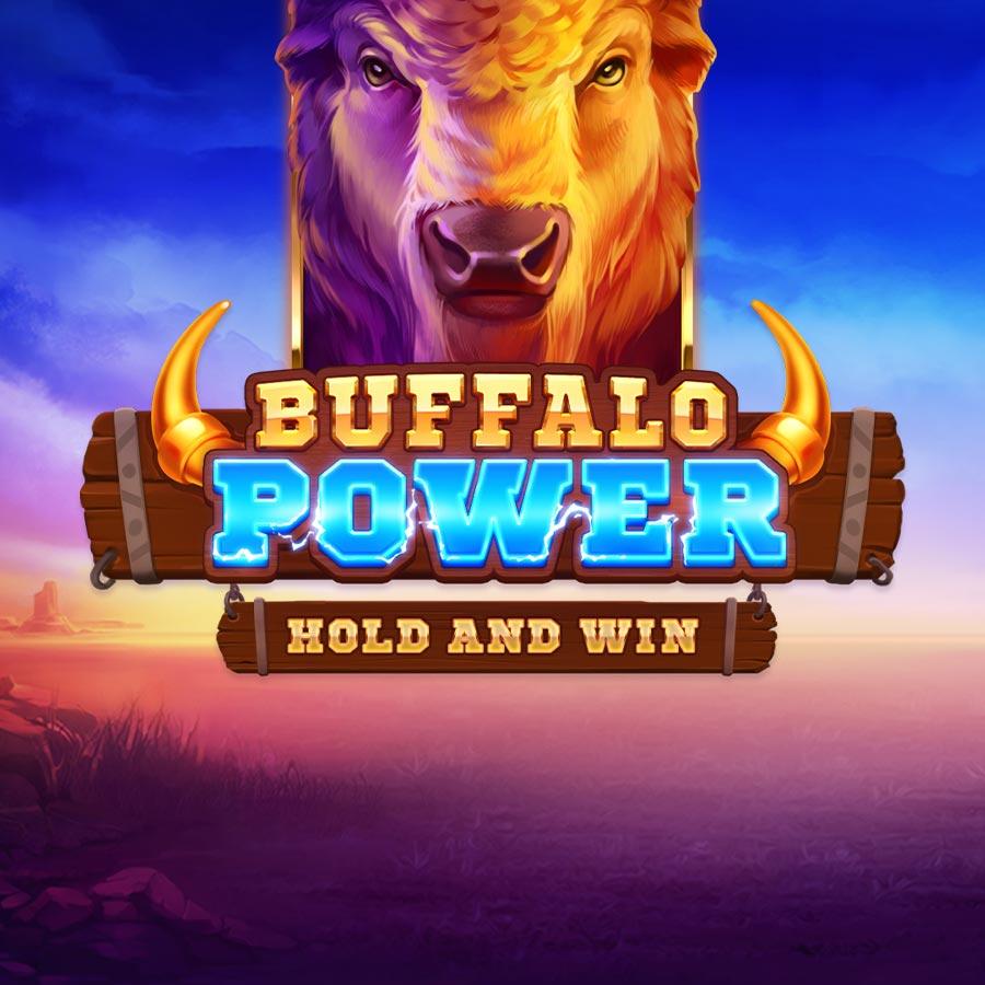 Buffalo Power: Hold & Win
