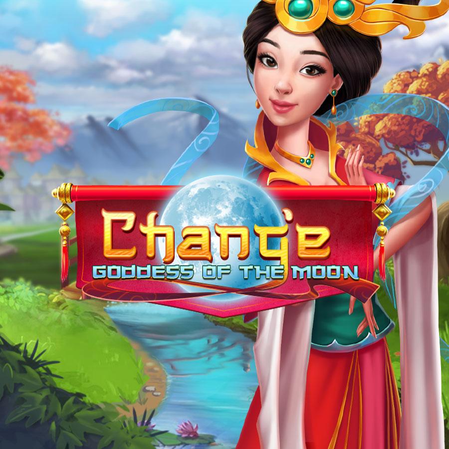 Chang'e - Goddess Of The Moon