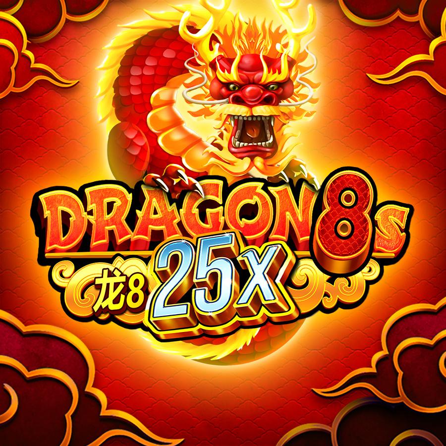 Dragon 8s 25x