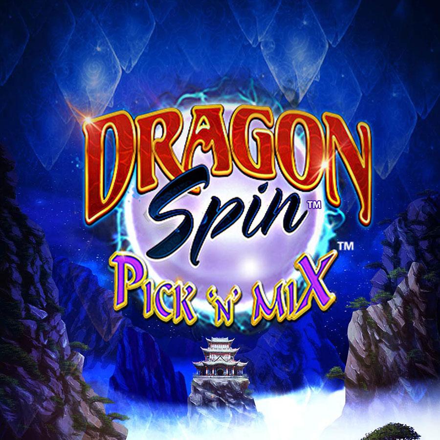 Dragons Spin Pickn Mix