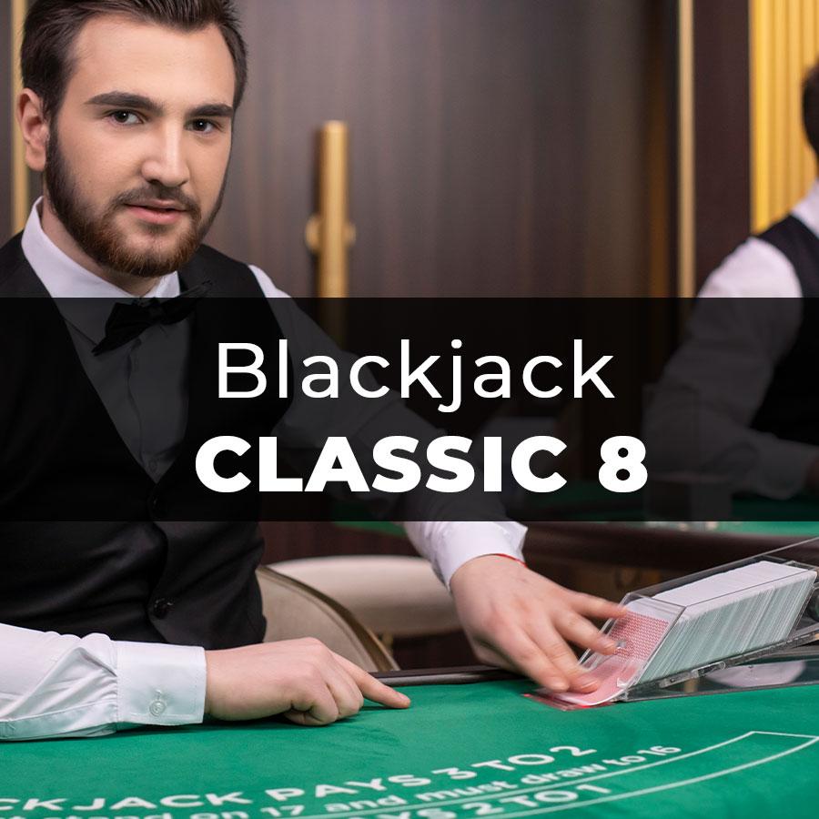 Blackjack Classic 8