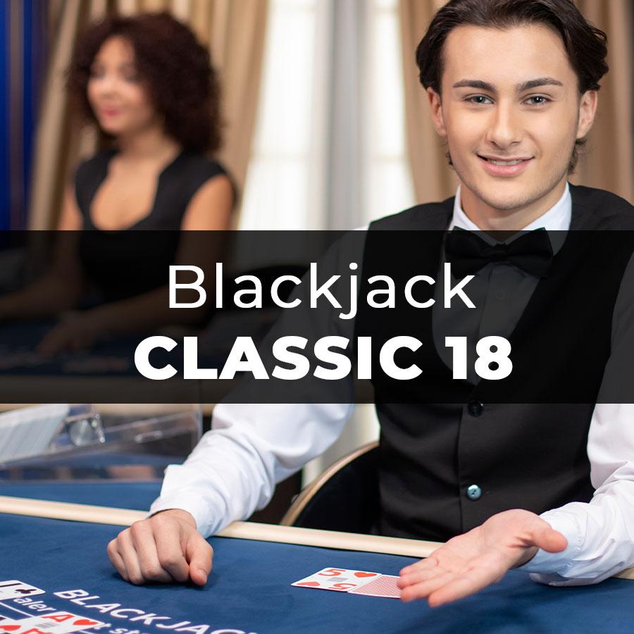 Blackjack Classic 18
