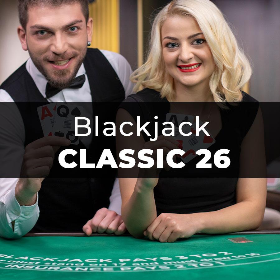 Blackjack Classic 26