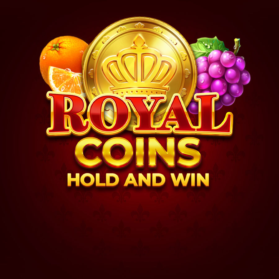 Royal Coins: Hold & Win