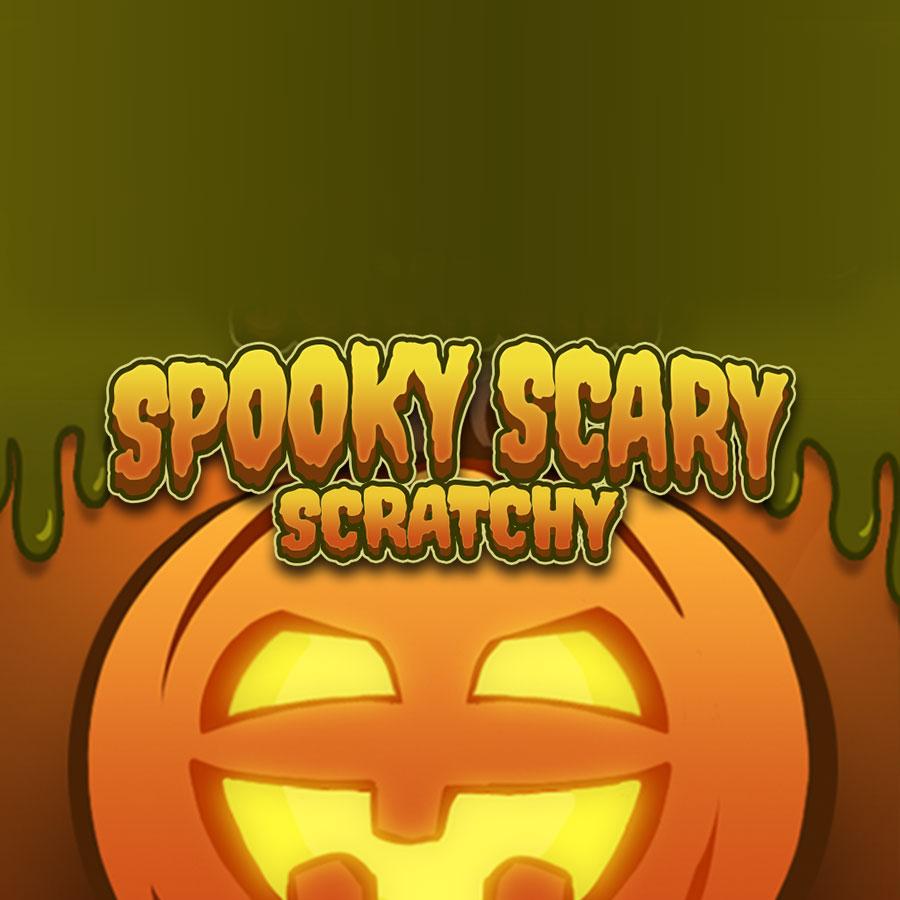 Spooky Scary Scratchy