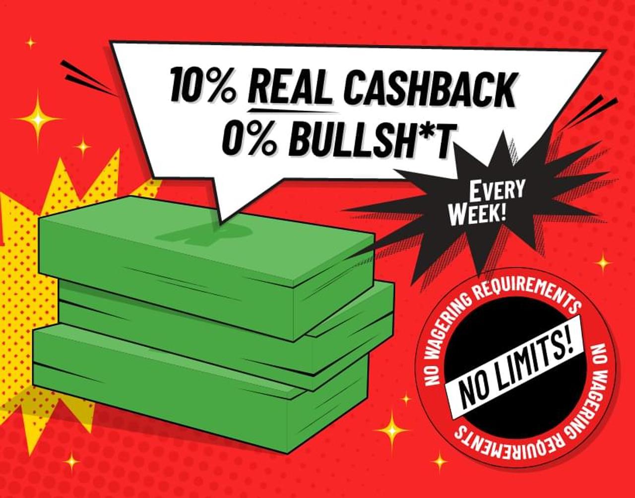 10 Cashback - Mobile