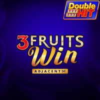 3 Fruit Win Double Hit