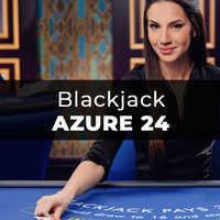 Blackjack 24 - Azure