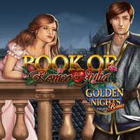 Book of Romeo & Julia Golden Nights