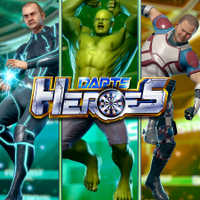 Darts Heroes 2