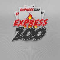 Express 200 Hundred Scratch