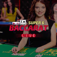 Golden Baccarat Super Six