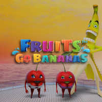 Fruits Go Bananas