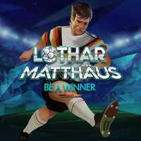 Lothar Matthäus. Be a Winner.