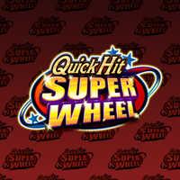 Quick Hit Super Wheel Wild Red