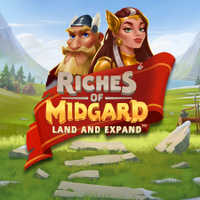 Riches of Midgard: Land & Expand