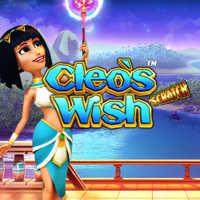 Scratch Cleo's Wish