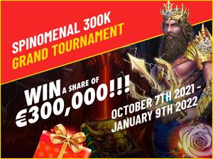 Grand tournament 300k