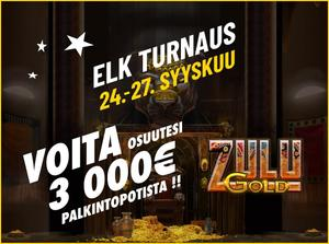 Elk Zulu Gold Tournament