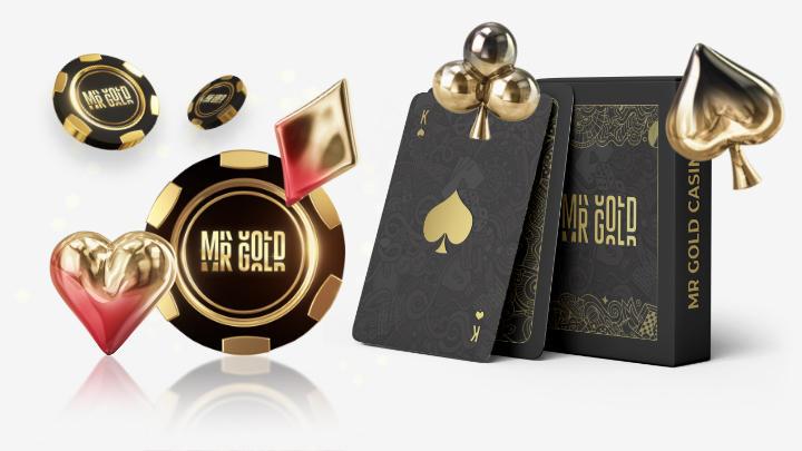 Online Blackjack - Mr Gold