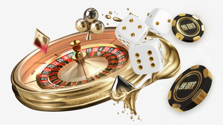 Live casino - Mr Gold
