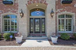 Spectacular 1.5-Story, Custom Designed Home Built by Award-Winning F.H. Terbrock & Sons