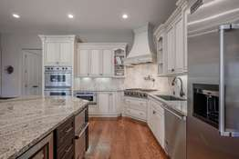 Top-of-the-Line Professional Appliances