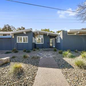 Mid-Century Eichler in Walnut Creek