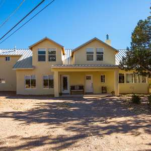 Northern NM Style home in the heart of Placitas!