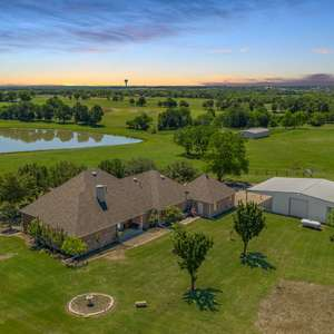 Collin County's Premier 150 Acre Working Ranch