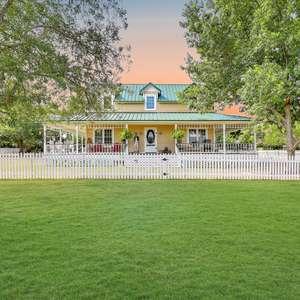 The Fannin Farmhouse Has a Bright Future