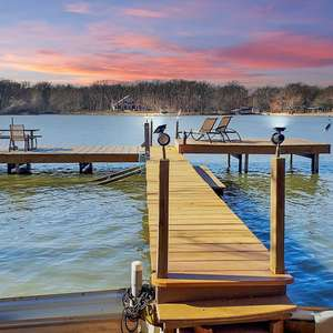 The Lake Bonham Retreat is Unforgettable