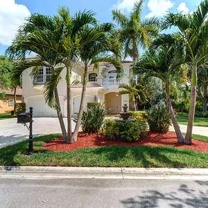 9037 NW 58th Court, Parkland, Florida