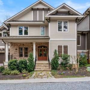 Walking distance to everything in downtown Roswell and quality NEW construction!