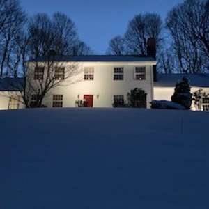 Classic Connecticut Colonial