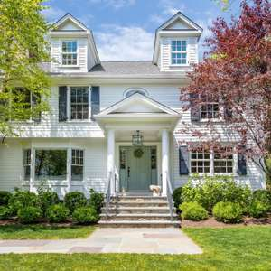 Private Storybook Colonial Dream House